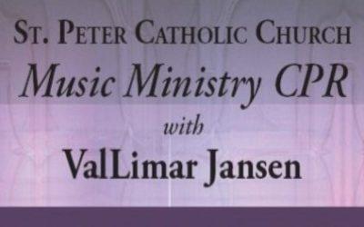 ValLimar Jansen is coming to St. Peter!