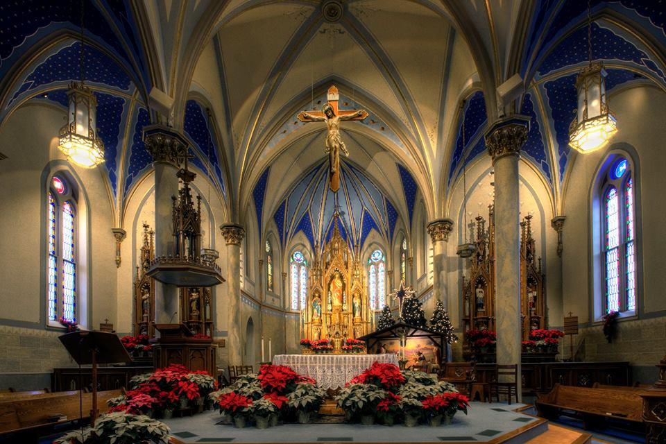 ST PETER CATHOLIC CHURCH | 216 broadway jefferson city, MO 65101