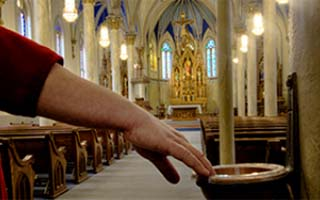Have you been away from the Catholic Church for awhile?